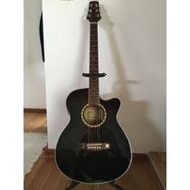Guitarra Electroacustica Tenson Ga10 Usada