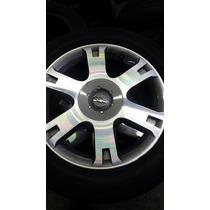 Roda Aro 16 Vectra Elegance Gm Original Diamantada Corsa Jg