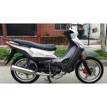 Keeway Kee Nueva 5000km Igual Zb City C110 Px Fair Sport