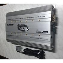 Planta Amplificador Lanzar Vibe Mono Block 1.7k Usada