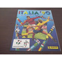 Album Figuritas Panini Mundial Italia 1990 Replica La Nacion