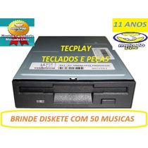 Drive Para Teclados Musicais Yamaha Roland Etc Consulte-nos