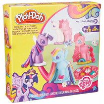 Play-doh My Little Pony Make