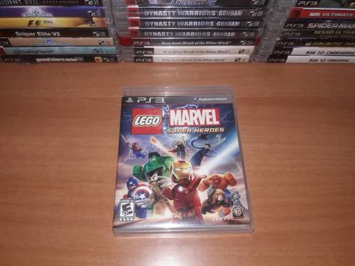 Lego Marvel Juegos De Ps3 Y Muchos Juegos Mas Bs 16 950 00 En