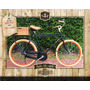Bicicleta Hombre Inglesa Doble Caño Retro Premium