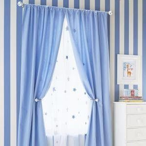 cortinas dobles infantiles para nios bebes doble cortinado with infantiles dobles