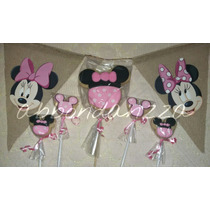 Galletas Decoradas Mickey Minnie Mouse Mamuts Bubulubus