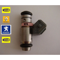 4 Bicos Injetor Iwp 099 Magneti Marelli / Peugeot E Renault