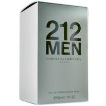 Perfume 212 Men Masculino Carolina Herrera 50ml Frete Grátis