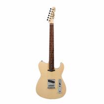 Guitarra Tagima Cacau Santos Cs3 Signature Natural - Gt0295