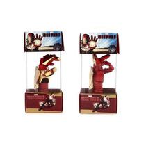 Pen Drive Mão Homem De Ferro/iron Man 8gb Com Caixa Marvel