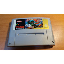 Street Fighter 2 Snes Super Nintendo. Pal. Solo Cartucho.