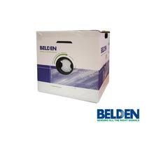 Cable Utp Belden 2412 008a1000 305mts Gris Cat6+ Cmr Caja