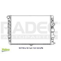 Radiador Volkswagen Pointer2003-2004-2005 L4 1.8l S/aire Std