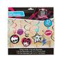 Decoración Para Fiesta Monster High Envío Gratis