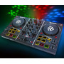 Controlador Dj Numark Party Mix Efecto Led Rgb Virtual Dj