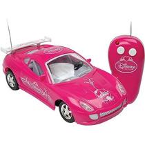 Carro Controle Remoto Princesas Meninas Encantada Candide