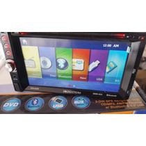 Estereo De Pantalla Con Navegacion Mexico Usa Bluetooth Usb