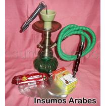 Narguile+ Regalos(tabaco+carbón+pinza)oferta $350!!! Ia