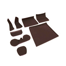 Jogo De Mini Tapetes Do Console E Painel Chevrolet Prisma