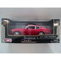 Ford Maverick 1974, 1:24 Motor Max American Classic