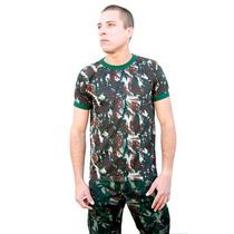 Camiseta Camuflada Eb Exército Brasileiro Oficial Original