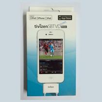 Dongle Tv Digital Tivizen Sbtvd Pinos 200 Iphone 4 4s 3gs