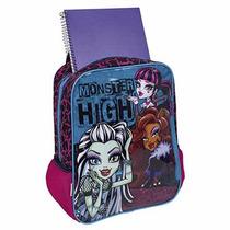 Kit Lancheira + Mochila Monster High Promoção