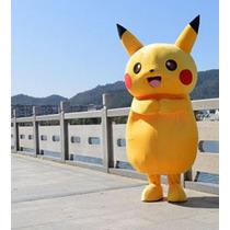Botarga Pikachu Pokemon Envio Gratis