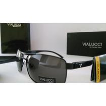 Lentes-gafas Vialucci De Sol Hd + Polarizados(envio Gratis)