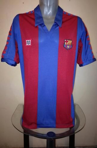 ef5fd95cb Jersey Fc Barcelona 1982 Meyba No.10 Diego Armando Maradona -   5