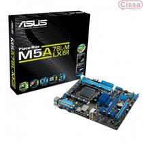 Placa-mãe M5a78l-m Lx/br Asus Dual Channel 2 Pci Express 1x