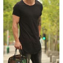 Camiseta Oversized Swag Masculina Longline Mc Tuca Ferrer