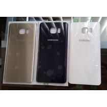 Tapa Trasera Cristal Samsung Galaxy Note 5 Incluye Adhesivo