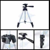 Tripe Universal Aluminio Suporte Para Celular Camera 1.10mt