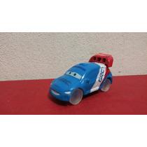 Auto Cars Azul Deportivo Huevo Kinder