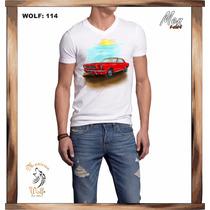 Playera Mexican Wolf Mod. 114 Mustang