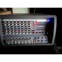 Consola Amplificada 8 Micro..