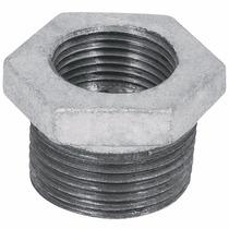 Reduccion Bushing Acero Inoxidable 1 X 3/4 Pulg Foset 47505