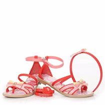 Sandália Infantil Moranguinho Grendene 21327 - Maico Shoes