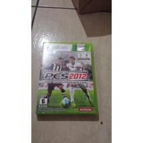 Jogo Original Pes 12 Xbox 360