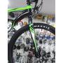 Bicicleta Mtb Venzo Vulcan 29er-24 Vel Horquilla Rigida