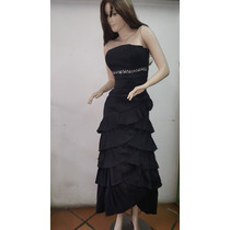 Vestido Elegante Para Fiestas Largo Importado