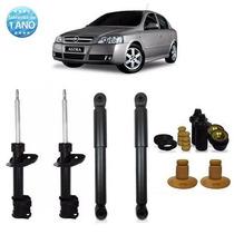 Kit 04 Amortecedor Astra 99 2000 2001 2002 2003 2004 + Kit