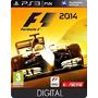 F1 2014 - Inglês Mídia Digital Psn - Jogo Ps3 - Loja Oficial
