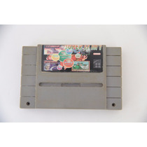 Cartucho 12in1 Super Turrican Mario Top Gear Super Nintendo