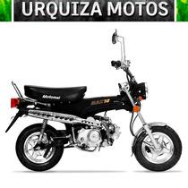 Moto Motomel Max 70 Dax Dx Hot 0km Urquiza Motos