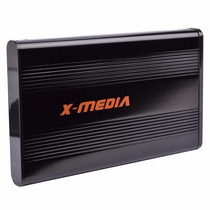 Enclosure Para Disco Duro X-media Xm-en2200-bk 2.5 Sata Usb