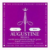 Encordoamento Violão Nylon Augustine Regal Blue - Cordas