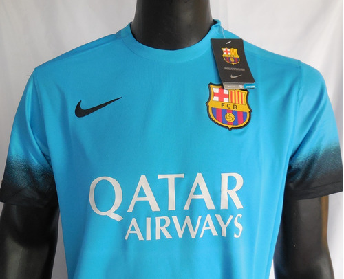 07d4310bab59e camiseta barcelona 15 16 third nike. Cargando zoom.